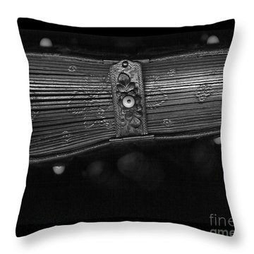 Holding Time - 1 Throw Pillow