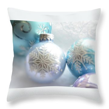 Holiday Dreams Throw Pillow