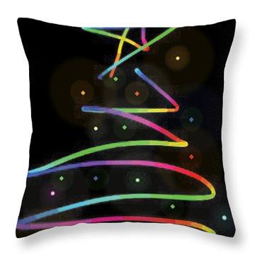 Holiday Fun Throw Pillow