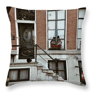Hollander Throw Pillow