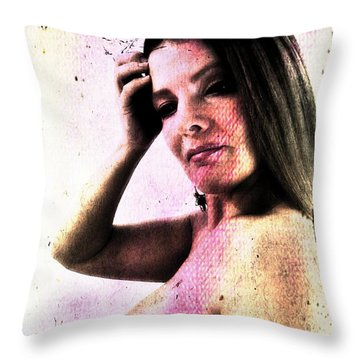 Holly 1 Throw Pillow