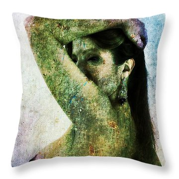 Holly 2 Throw Pillow