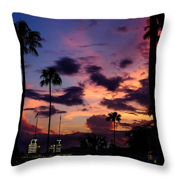 Hollywood Studios Twilight Throw Pillow