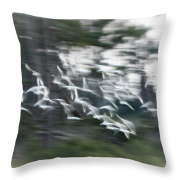 Holy Ghost Throw Pillow