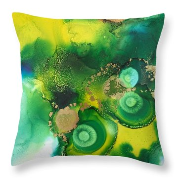 Holy Moments  Throw Pillow