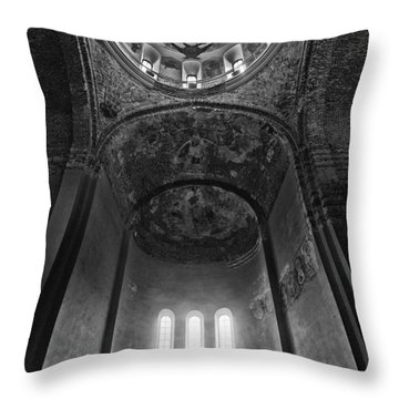 Holy Throw Pillows