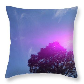 Holy Spirit- Yes We Believe Throw Pillow