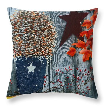 Home Decor Throw Pillow by Eileen Blair