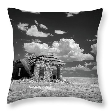 Home Sweet Home Throw Pillow by James Barber