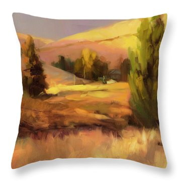 Homeland 1 Throw Pillow