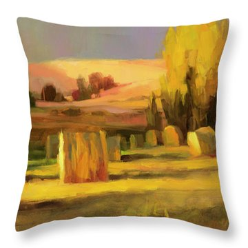 Homeland 3 Throw Pillow
