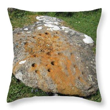 Homesickness Throw Pillow