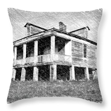 Homestead 1 Throw Pillow