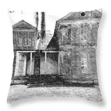 Homestead 2 Throw Pillow