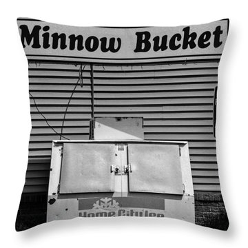Hometown Ice Throw Pillow
