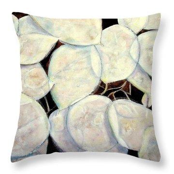 Honesty  -  The  Original Throw Pillow