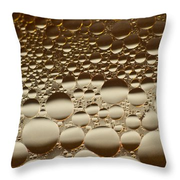 Throw Pillow featuring the photograph Honey Moons by Tom Vaughan