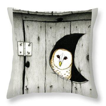 Owl Throw Pillows