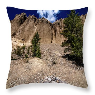 Hoodoos  Throw Pillow