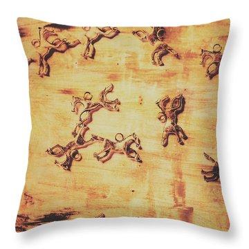 Parchment Throw Pillows