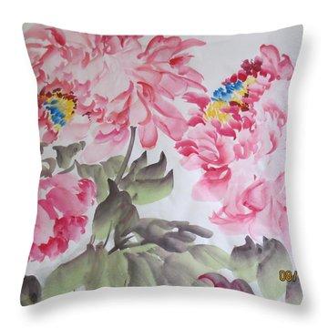 Hop08012015-692 Throw Pillow by Dongling Sun