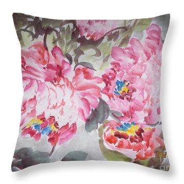Hop08012015-693 Throw Pillow by Dongling Sun