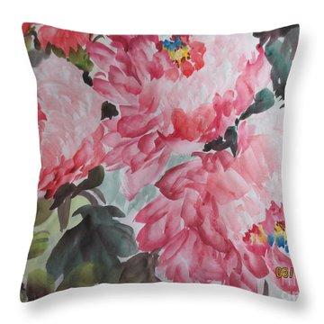 Hop08012015-695 Throw Pillow by Dongling Sun