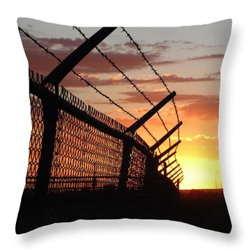 Hope Is Here Throw Pillow