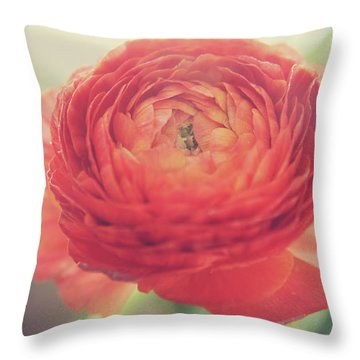Throw Pillow featuring the photograph Hope by Laurie Search