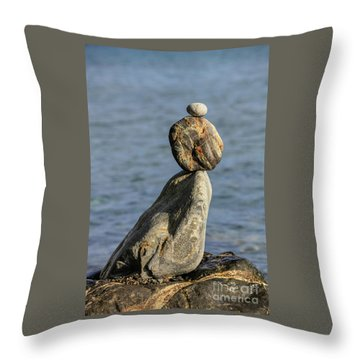Hope Of Deliverance Throw Pillow