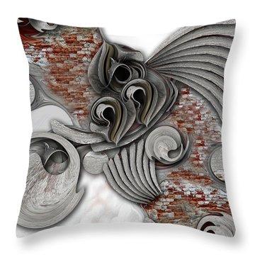 Hope Of Life  Throw Pillow