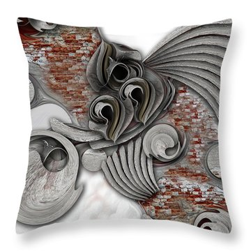 Hope Of Life  Throw Pillow