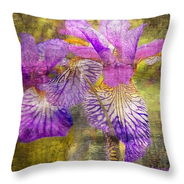Hope Of Spring II Throw Pillow