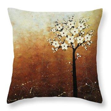 Hope On The Horizon Throw Pillow