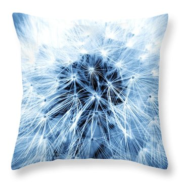 Hope Throw Pillow by Zinvolle Art