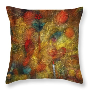 Hopefull  Throw Pillow