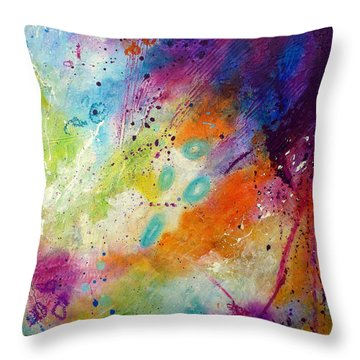 Hopeless Romantic Throw Pillow