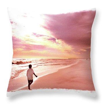 Hope's Horizon Throw Pillow