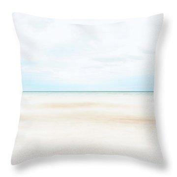Horizon #9 Throw Pillow