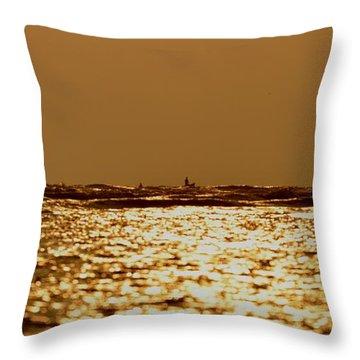 Horizon Throw Pillow