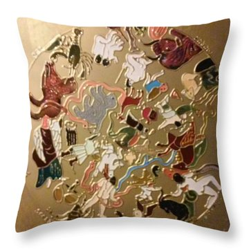 Horoscope Throw Pillow