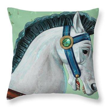 Carousel Throw Pillows