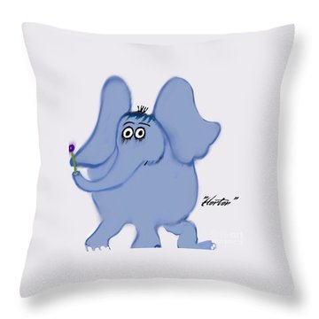 Horton Throw Pillow