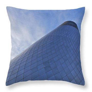 Hot Shop Cone Throw Pillow