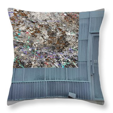 Hothouse Throw Pillow