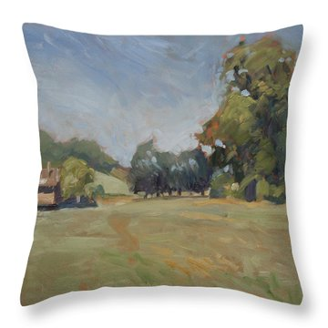House Neder Canne Throw Pillow