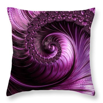 House Of Arth Throw Pillow