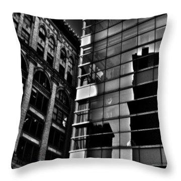 Houston Street Repose Throw Pillow