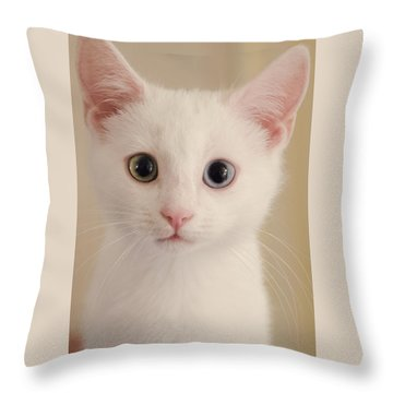 How Can I Help You . . .  Throw Pillow