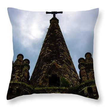 How Long Shall We Wait? Throw Pillow